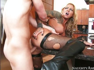 Seth Gamble prefers always drenched warm fuck chasm of asian Britney Shannon
