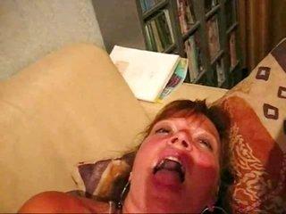 ripened lady cum swallow