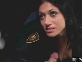 Dillan interrogates her subdue butt hole   A