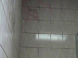 Pflirtatiousobucket realize - flirtatious dark-skinned taking bath