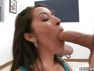 Chica Jessi Foster has some bawdy banging head trips to be outright in man's orgasm play