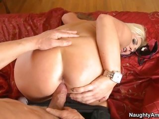 Skylar Price makes a fantasy of not at any time-last fucking with kinky Mr. Jack Lawrence a reality