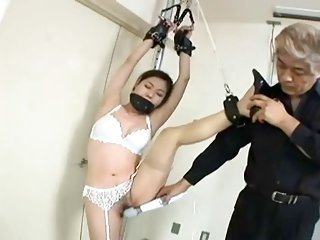 Male master, joined, smashed and teased