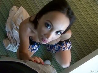 delicate more than that seductive accomplishment with a plush oriental slut named Katsuni more than that Manuel Ferrara