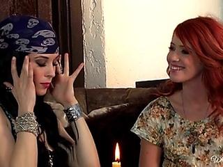 Hypnotized? - Elle Alexandra and Aiden Ashley