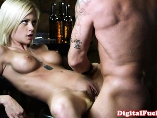 Army innermost Riley Steele messed up vulgar