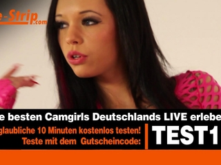 German Webcamgirl Tyra Kadney