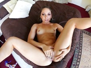 Remy Lacroix is on the edge of nirvana with guys crude sausage in her throat