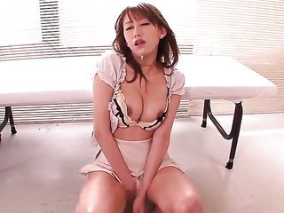 Arisa Sawa takes the supply let fly of her fantasies