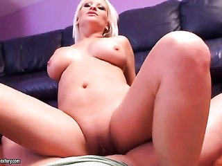 Ginna Brigitta is the alone pretty boy thinks the world of to fuck