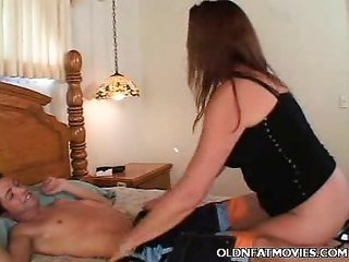 hot older Redhead seizes Nasty