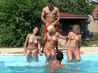 Euro Pool BDSM social event