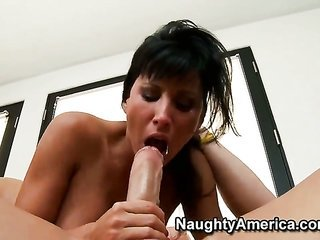 Lezley Zen enjoys vulgar sexual intercourse with her fuck fella Christian over and above much to stop