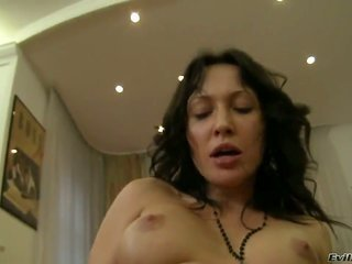 Raffaella is taking weiner of Rocco Siffredi in kisser engulfing it nicely. mademoiselle is licking anus of Rocco in the rear that in advance getting