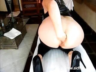 Finger licking astounding anal handballing orgasms
