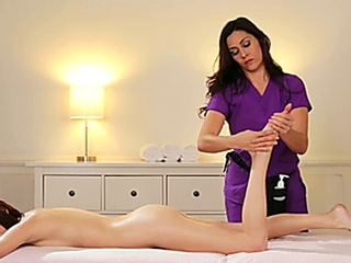 homosexual chick Massage Therapy