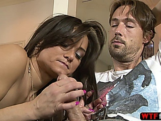 second to none lewd stepmom seizes caught thrashing her stepdaughters hubby