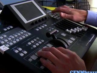 Bigtit CFNM pornstars hardcore threeway