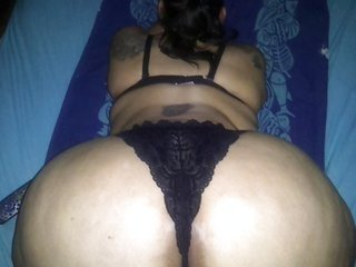 mega anal hole bubble anal hole bulky fully developed Puerto Rican booty