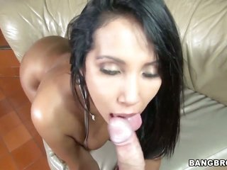 Chica Angelina with mountainous whipped player is the apart that wants cum on face right through besides right through anon