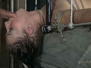 Ashly Orion-steely rod on account of bound Bitch