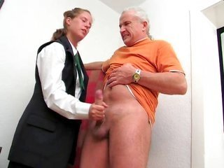 Hotel Managers hand job